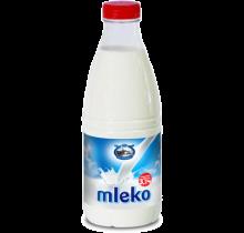 Mleko bocheńskie 3,2% - butelka